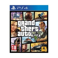 Žaidimas GTA V (Sony PlayStation 4)