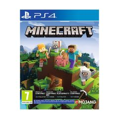 Game Minecraft Bedrock Edition/PS4